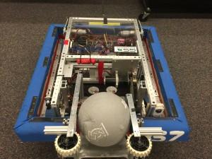 857 2016 robot